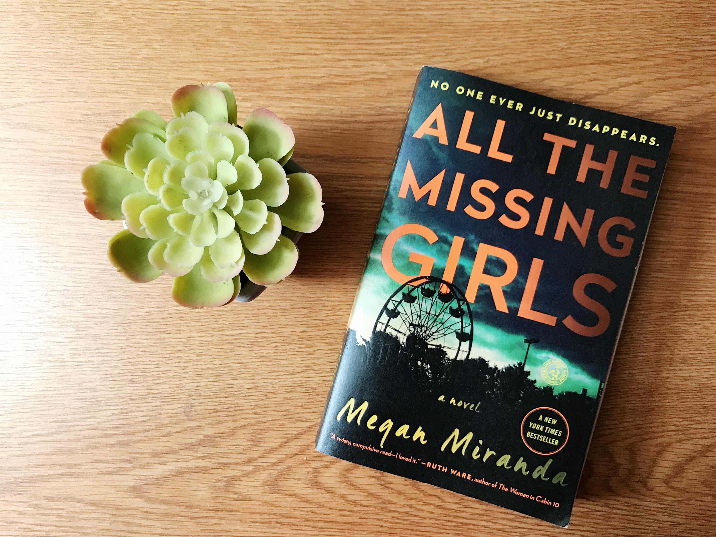 All The Missing Girls Megan Miranda