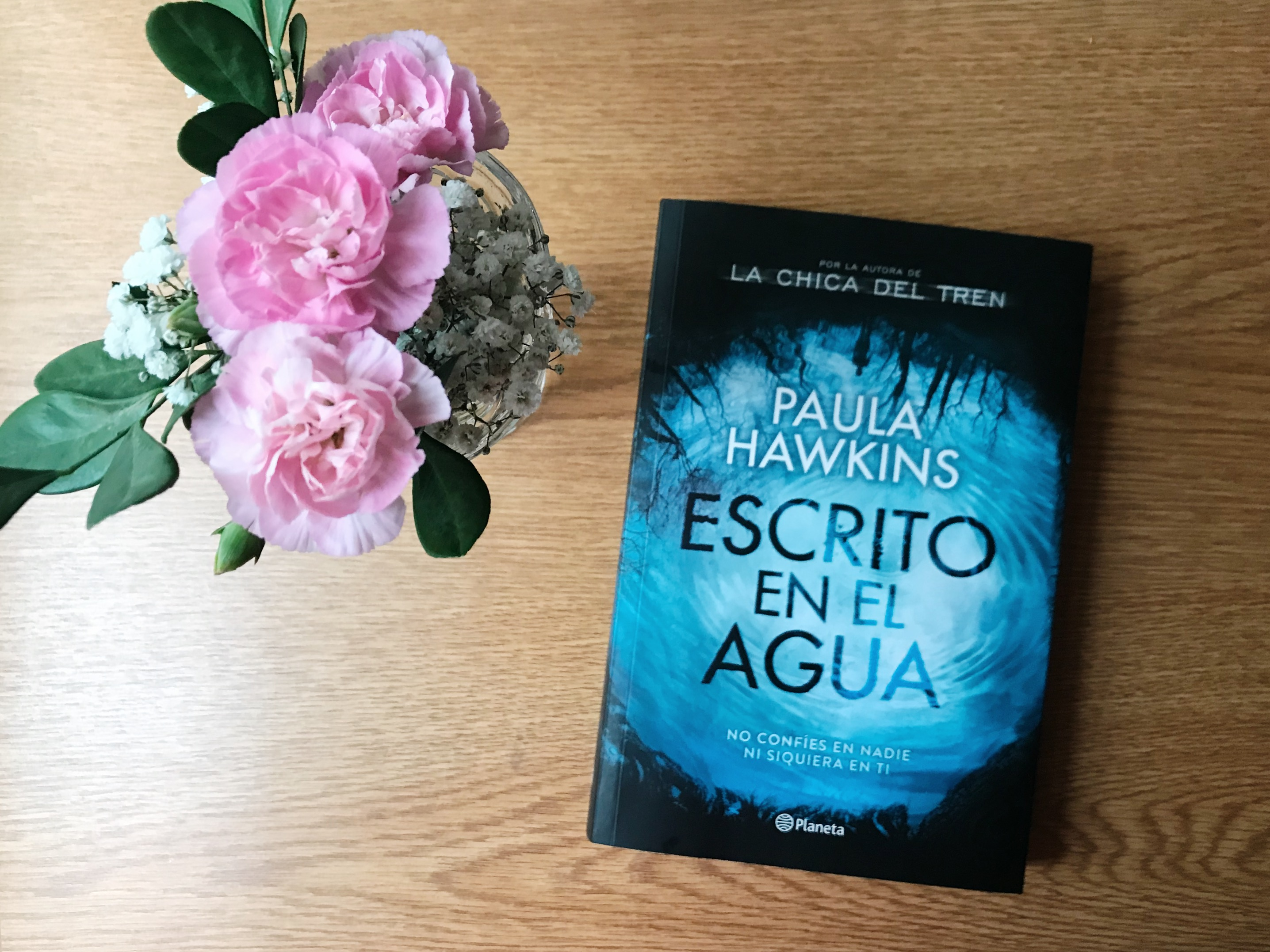 Into The Water Paula Hawkins Review Book Blog My Olivine