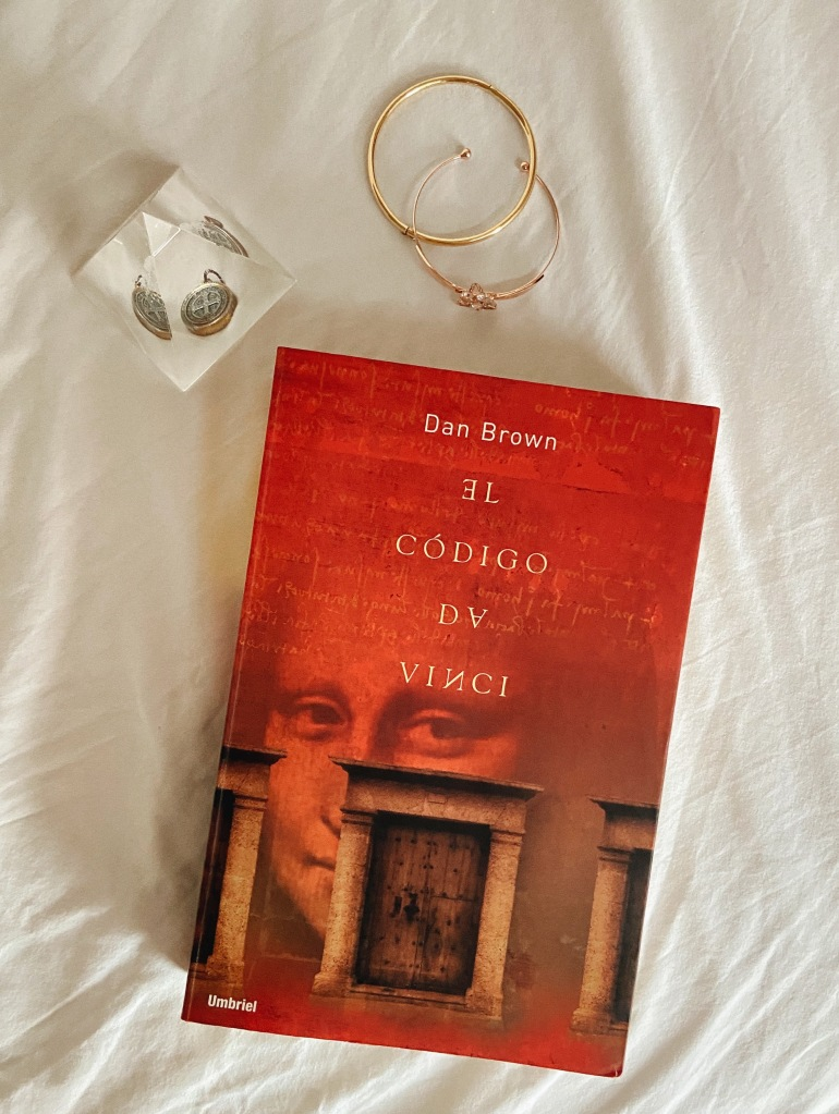 the da vinci code dan brown book review