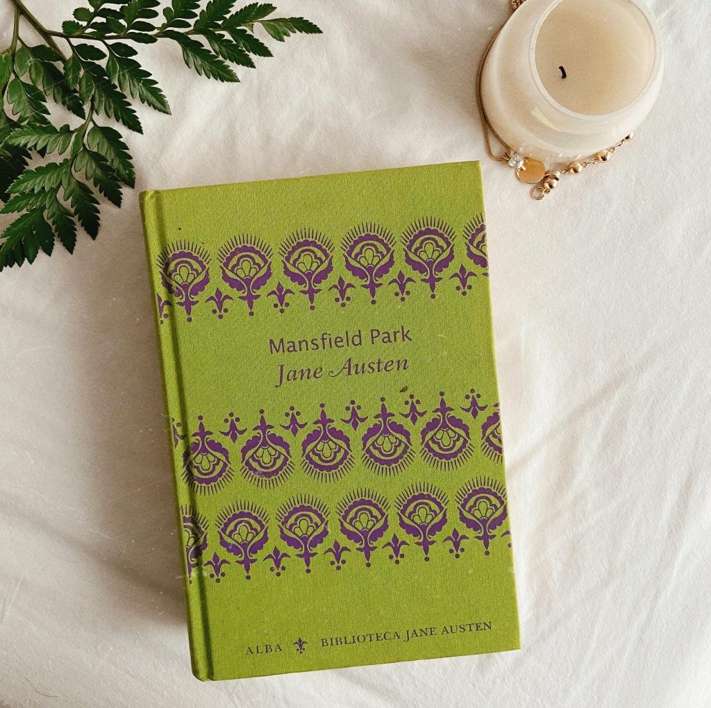 Mansfield Park Jane Austen Editorial Alba
